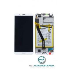Pantalla de origen del fabricante Blanco Huawei Honor 7A