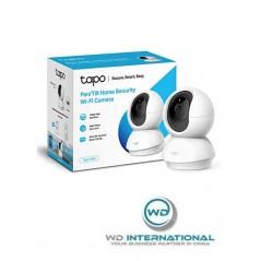 Caméra de surveillance TP-LINK IP TAPO C200 360° 1080P LED EU