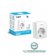 Mini Prise Connectée WiFi TP-Link Tapo P100 Blanche