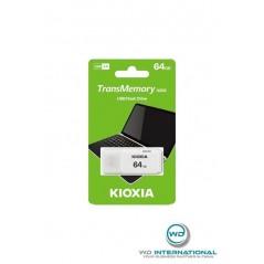 Llave USB KIOXIA TransMemory 64GB