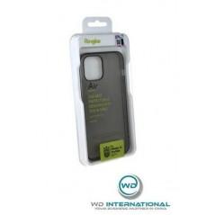 Coque TPU Ringke Smoke air iPhone 12 pro max Noire 6.7''
