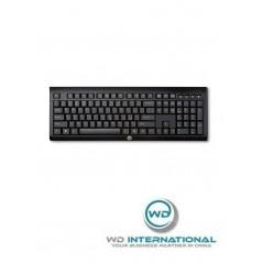 Clavier Sans Fil HP K2500 Azerty Noir 2.4GHz