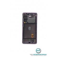Ecran Samsung Galaxy S20 FE 5G (SM-G781) Cloud Lavender Service Pack