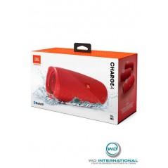 Enceinte Bluetooth Portable JBL Charge 4 Rouge