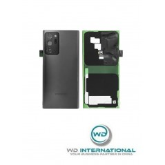 Back Cover Samsung Galaxy Note 20 Ultra 5G (SM-N986) Noir Service Pack