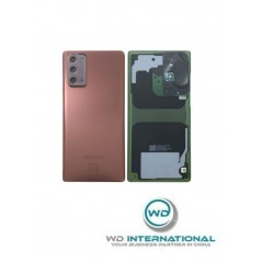 Back Cover Samsung Galaxy Note 20 5G (SM-N981) Bronze Service Pack
