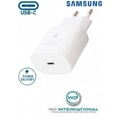 Adaptateur Secteur 25W Samsung Blanc EP-TA800EWE