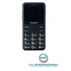 Téléphone Panasonic Senior Cell KX-TU150 Double SIM Noir Neuf