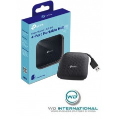 Switch HUB UH400 TP-Link 4 Ports USB 3.0 Noir