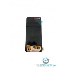 Ecran LCD Noir (Reconditionné) Oppo Reno4 Z 5G