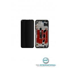 Ecran LCD Huawei P40 Noir 5G (avec châssis)