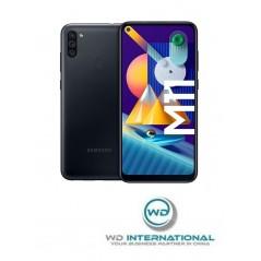 Téléphone Double Sim Noir Neuf Samsung M11 (M115F) 3GB/32GB