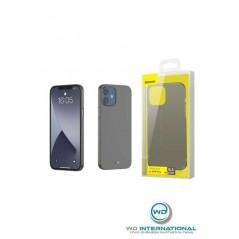 Coque Baseus Wing Case iPhone 12 / 12 Pro Noire (WIAPIPH61N-01)