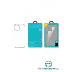 Coque Silicone Joyroom Crystal iPhone 12 Pro Max 6.7 Transparente (JR-BP780)