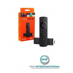 Amazon Fire TV Stick 2nd Génération Media Streaming Device Alexa voix à distance