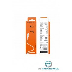 Câble Blanc Micro-USB - 1m - Borofone (BX16)