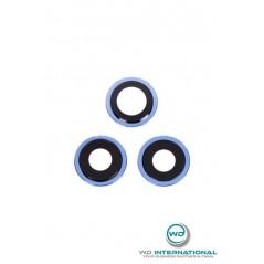 Lentille caméra arrière iPhone 12 Pro Bleu