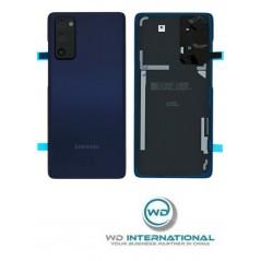 Back Cover Samsung Galaxy S20 FE 4G (SM-G780) Bleu Service Pack