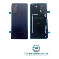 Back Cover Samsung Galaxy S20 FE 5G (SM-G781) Bleu Service Pack