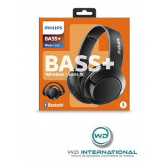Casque Bluetooth PHILIPS SHB3175BK/00 Technologie BASS+ Noir
