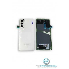 Back Cover Samsung Galaxy S21 5G (SM-G991) Blanc Phantom Service Pack