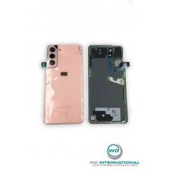 Back Cover Samsung Galaxy S21 5G (SM-G991) Rose Phantom Service Pack