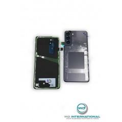 Back Cover Samsung Galaxy S21 5G (SM-G991) Gris Phantom Service Pack