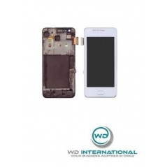 Ecran Samsung Galaxy S2 Blanc Avec Châssis Reconditionné