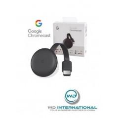 Google Chromecast  NC2-6A5 Passerelle Multimédia Noir Charbon