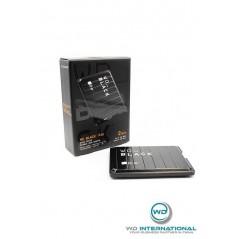 Disque Dur Externe WD P10 Game Drive 2TO Noir