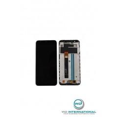 Pantalla negra con marco Asus Zenfone Max M1 ZB555KL