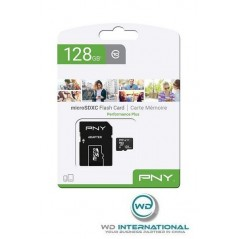 Carte Micro SD PNY Performance Plus 128GB SDU12810PPLX-E