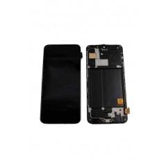 Ecran TFT Samsung Galaxy A40 Noir Avec Châssis