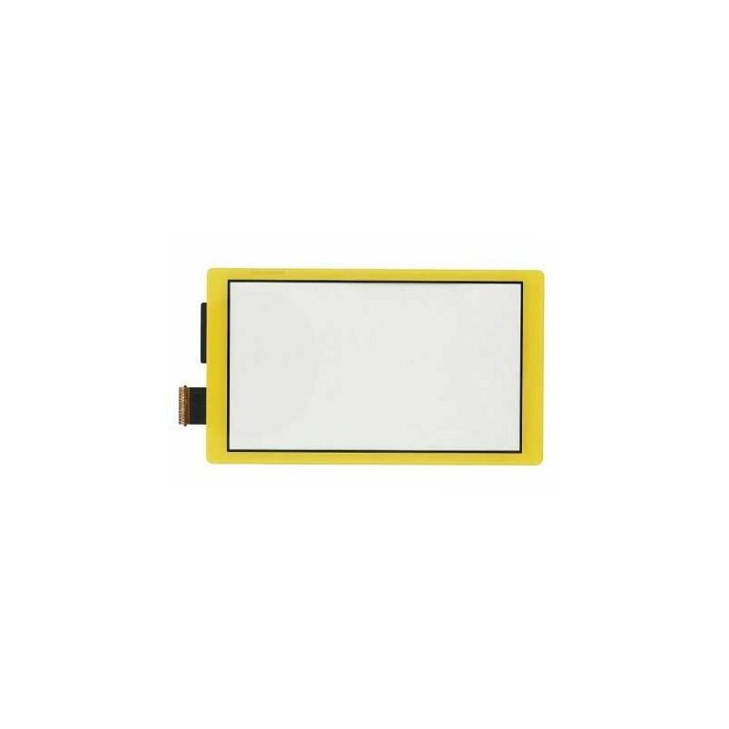 Ecran Tactile Jaune Nintendo Switch Lite