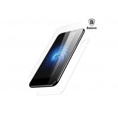 Verre Trempé Intégral Avant Arrière Transparent Baseus iPhone X
