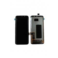 Ecran Samsung Galaxy S8 Noir Sans Châssis (Reconditionné)