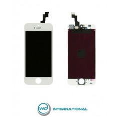 Ecran iPhone 5S Blanc (LCD+Tactile)