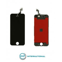 Ecran iPhone 5S Noir (LCD + Tactile)