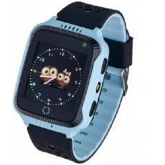 Montre Garett Junior 2 GPS Smart Watch Bleue