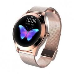Montre Connectée Smart Watch Femme Garett Naomi Or
