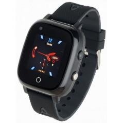 Montre Garett Kids 4G GPS Smart Watch Noire