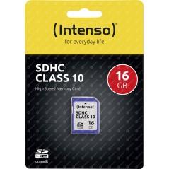Carte SDHC  Intenso 16Go Class 10