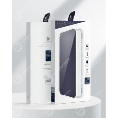 Etui iPhone 12 Pro Max Noir Dux Ducis Skin X