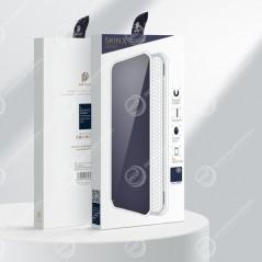 Etui iPhone 12 Mini Noir Dux Ducis Skin X
