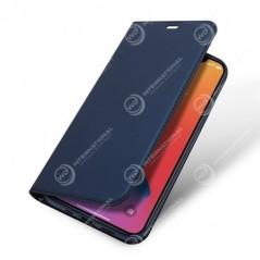 Etui iPhone 12 Mini Bleu Dux Ducis Skin Pro