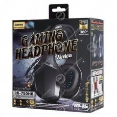 Remax casque écouteurs sans fil bluetooth