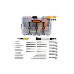 Kit d'outils 34 en 1 Jakemy