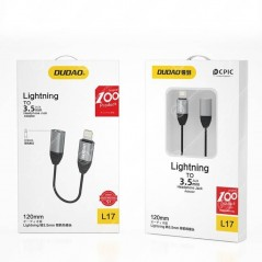 Adaptateur Audio Lightning...