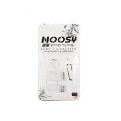 Noosy Adaptateur Micro/Nano Sim