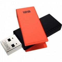 Clé USB 128Go Emtec C350 Brick